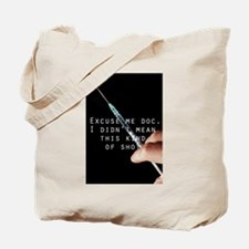 Injection Tote Bag