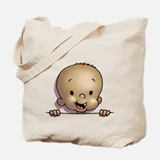 Pouchy Kid -ds Tote Bag