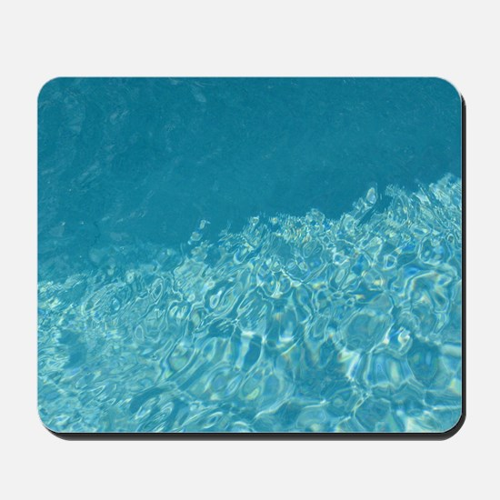 Crystal clear Mousepad