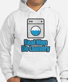 Real Men Do Laundry Hoodie