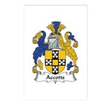 Accotts Postcards (Package of 8)