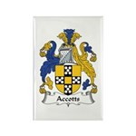 Accotts Rectangle Magnet (100 pack)