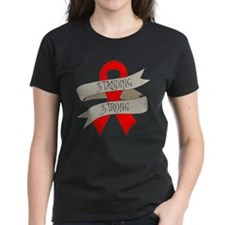 Substance Abuse Standing Strong T-Shirt