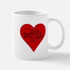 I Love Crawfish Mugs