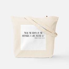 Viking Fish Tote Bag