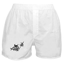 Viking Fish Boxer Shorts