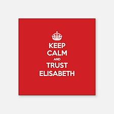 Trust Elisabeth Sticker
