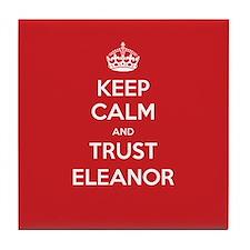 Trust Eleanor Tile Coaster