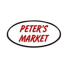 Peter's Market Patches