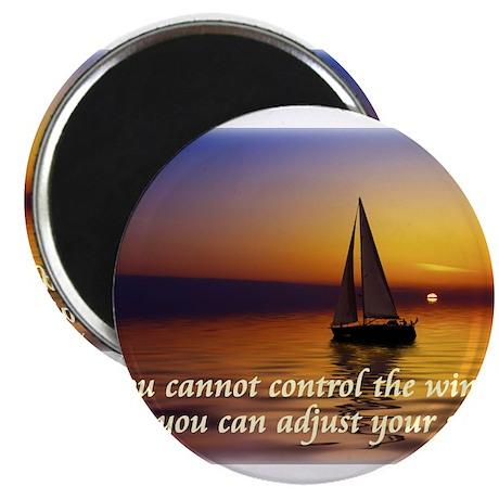 'Adjust Your Sails' Magnets