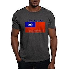 Taiwan Taiwanese Flag T-Shirt