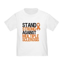 Stand Strong Multiple Sclerosis T-Shirt