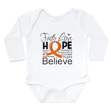 Faith Multiple Sclerosis Body Suit