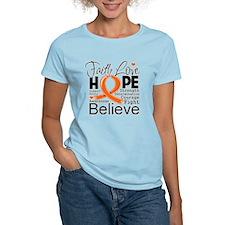 Faith Multiple Sclerosis T-Shirt
