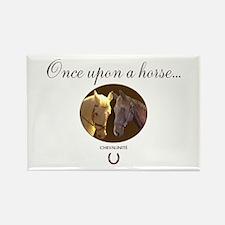 Horse Theme Design #55000 Rectangle Magnet
