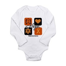 Multiple Sclerosis Hope Body Suit