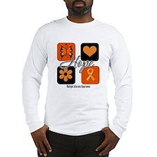 Multiple Sclerosis Hope Long Sleeve T-Shirt