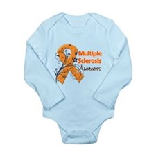 Awareness Multiple Sclerosis Body Suit