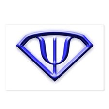 supermanblueD copy.png Postcards (Package of 8)