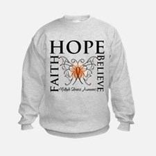Hope Believe Faith MS Sweatshirt