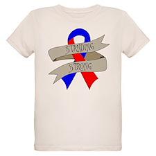 Pulmonary Fibrosis Standing Strong T-Shirt