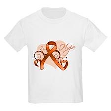 Hope Ribbon MS T-Shirt