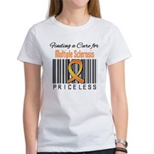 Finding a Cure MS T-Shirt