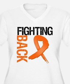 Fighting Back MS Plus Size T-Shirt