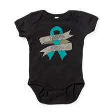 PKD Standing Strong Baby Bodysuit