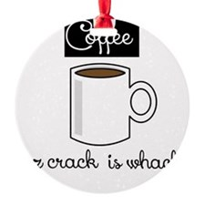 Coffee Time Ornament