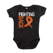 Fighting Back MS Baby Bodysuit