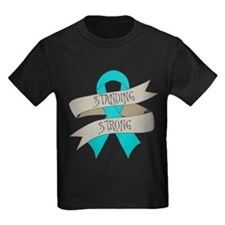 PCOS Standing Strong T-Shirt