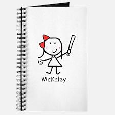 Softball - McKaley Journal