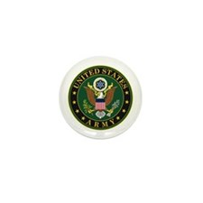U.S. Army Official Eagle Mini Button