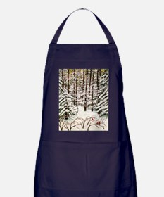 This Winter Apron (dark)