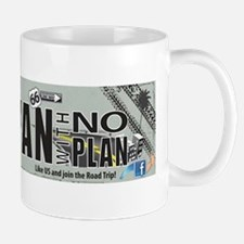 The Van With No Plan Mugs