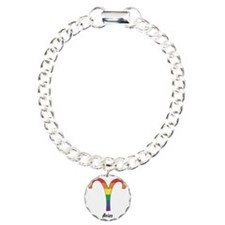 Rainbow Aries Bracelet