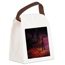 Keith Urban Canvas Lunch Bag