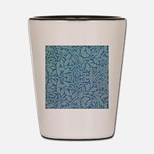 William Morris Acorn  Shot Glass