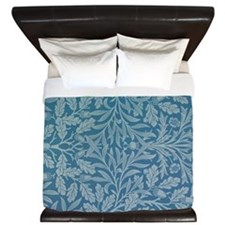 William Morris Acorn  King Duvet