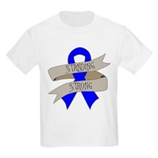 Huntingtons Disease Standing Strong T-Shirt