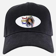 Autism Rosie Cartoon 1.1 Baseball Hat