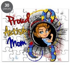 Autism Rosie Cartoon 1.1 Puzzle