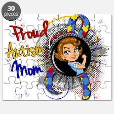 Autism Rosie Cartoon 1.1 Puzzle