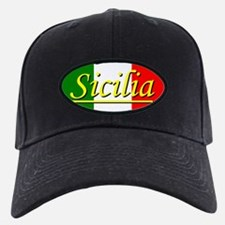 Sicily Baseball Hat