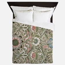 William Morris Corncockle Queen Duvet