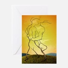 Embrace Greeting Cards