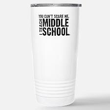 Funny Middle school Travel Mug