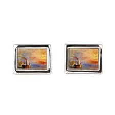 The Fighting Temeraire by Turner Cufflinks