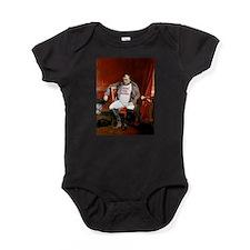 Napoleon Bonamite Baby Bodysuit